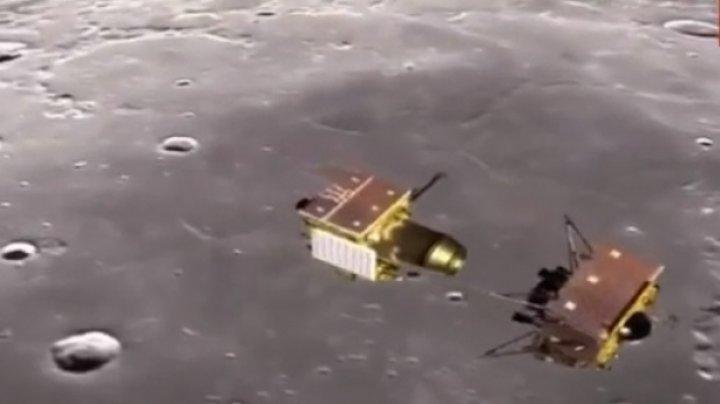 India a localizat sonda lunară Chandrayaan-2, dar nu a stabilit contactul