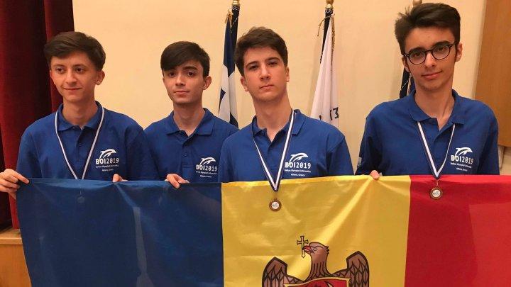 Republica Moldova a obținut trei medalii de bronz în cadrul Olimpiadei Balcanice de Informatică