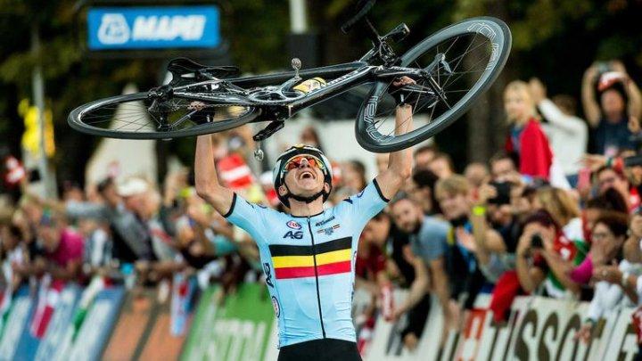 Primoz Roglic a câştigat etapa a 10-a a Turului Spaniei şi a urcat pe primul loc la general