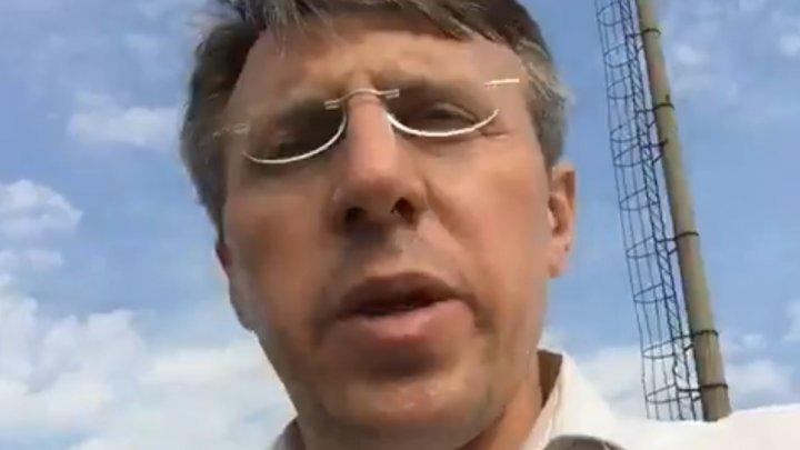 Dorin Chirtoacă s-a înscris în cursa electorală: Vreau să-mi duc până la capăt proiectele