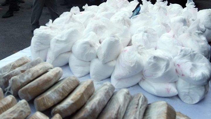 CAPTURĂ RECORD cu 5 tone de cocaină în valoare de 165 de milioane de dolari. Unde au fost descoperite drogurile