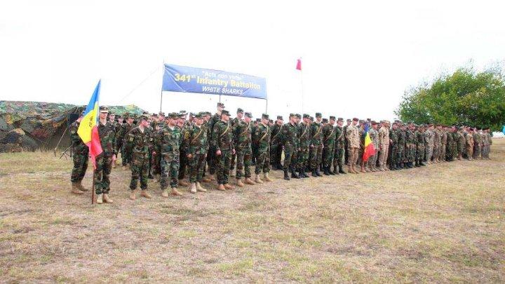 """Circa 50 de militari moldoveni participă la exerciţiul multinaţional """"Platinum Eagle 2019"""""""