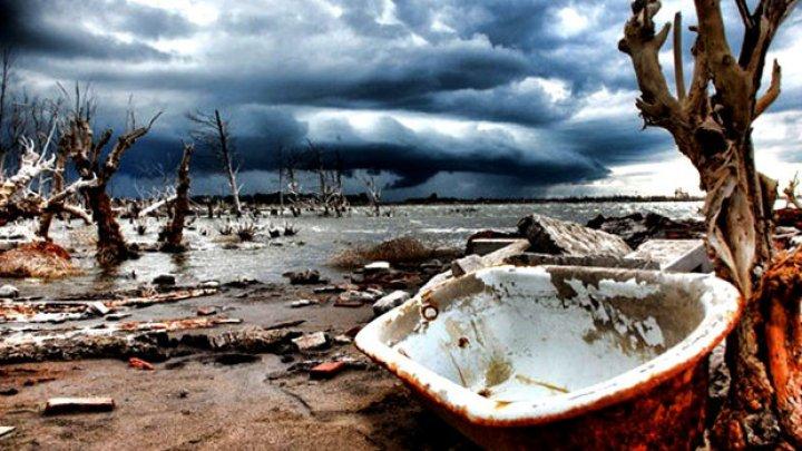 O insulă de 50.000 de locuitori, pe cale de dispariţie. Este sub apă