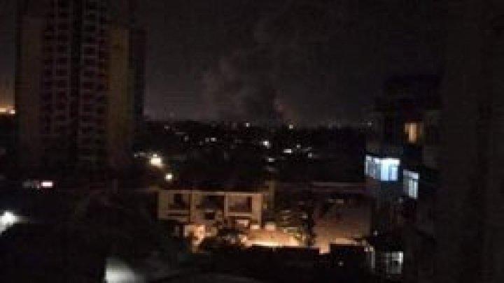 Explozie puternică la Kabul. Cel puțin 16 persoane au murit