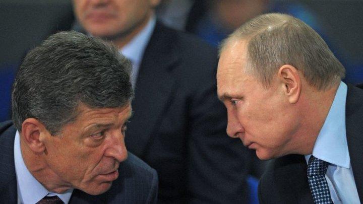 Presa rusă despre adevăratul scop al vizitei lui Kozak la Chişinău, în această toamnă