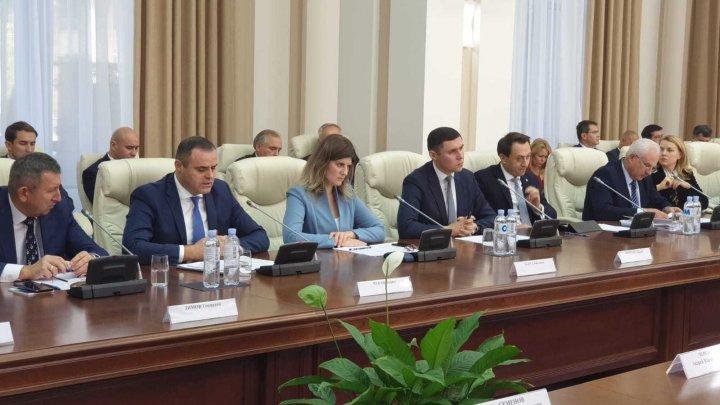 Problema gazelor, discutată la Comisia interguvernamentală moldo–rusă pentru colaborarea economică