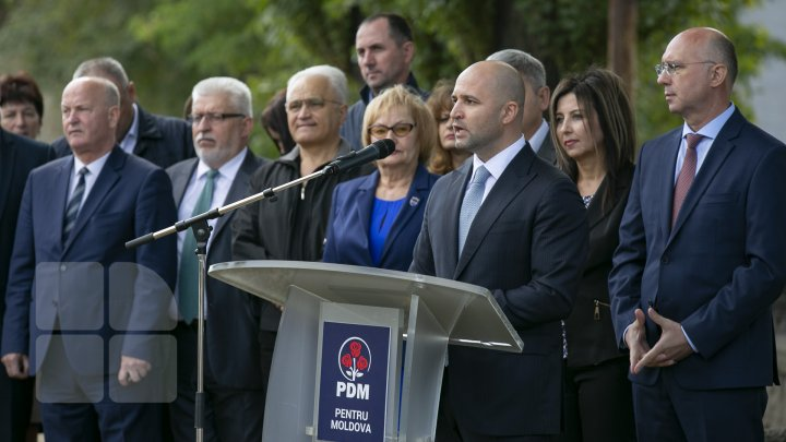 Vladimir Cebotari s-a lansat în campania electorală: Chișinăul are nevoie de oameni care știu să schimbe lucrurile în bine