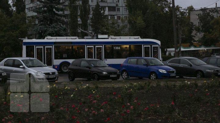 Modificări în rețeaua de transport public din Chișinău