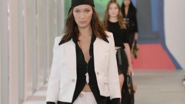 EXCENTRICITATE LA COTĂ MAXIMĂ. Show fabulos în debutul Săptămânei Modei din New York
