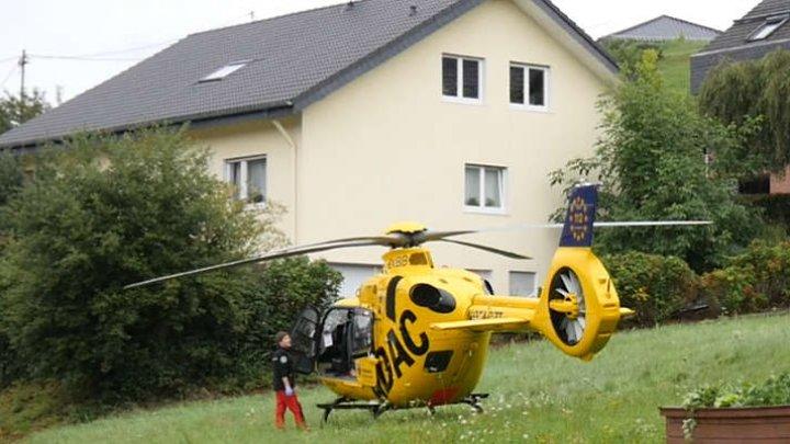 Explozie la un târg culinar din Germania. 14 persoane au fost rănite