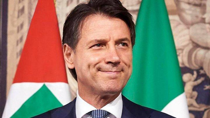 Premierul italian Giuseppe Conte pledează pentru îmbunătăţirea pactului de stabilitate al UE