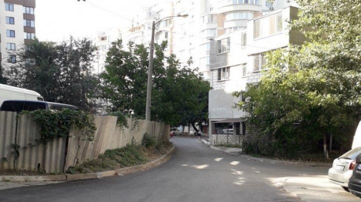 Primăria Chișinău, despre reparaţia curţilor de bloc: A fost efectuat 80 la sută din volumul planificat