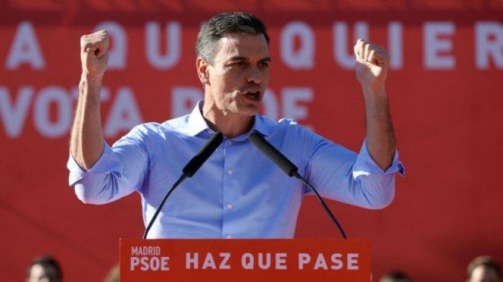 Spania va organiza noi alegeri generale pentru a patra oară în patru ani