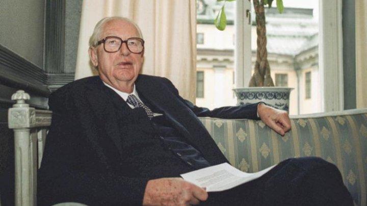 A murit Hans Rausing, miliardarul Tetra Pak
