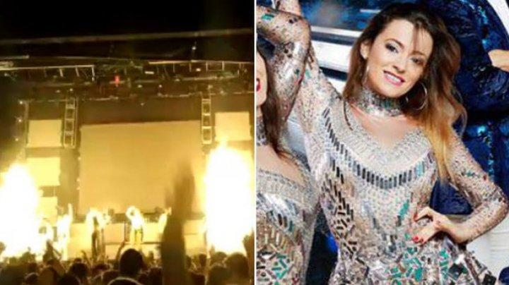 Șoc în lumea muzicii! O cântăreaţă spaniolă a fost ucisă pe scenă în timpul unui concert