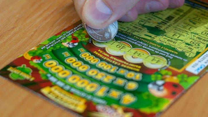 Luna august, generoasă pentru jucătorii Loteriei Naționale. Cine sunt norocoşii care au câştigat între 50 de mii și 1 milion de lei