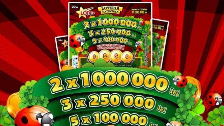 Până la sfârşitul anului nu se aplică impozite pe câştigurile de la loterie şi pariurile sportive, făcute pe 7777.md, singurul site autorizat de stat