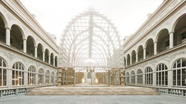 Un naos provizoriu va fi construit în apropiere de Catedrala Notre-Dame din Paris