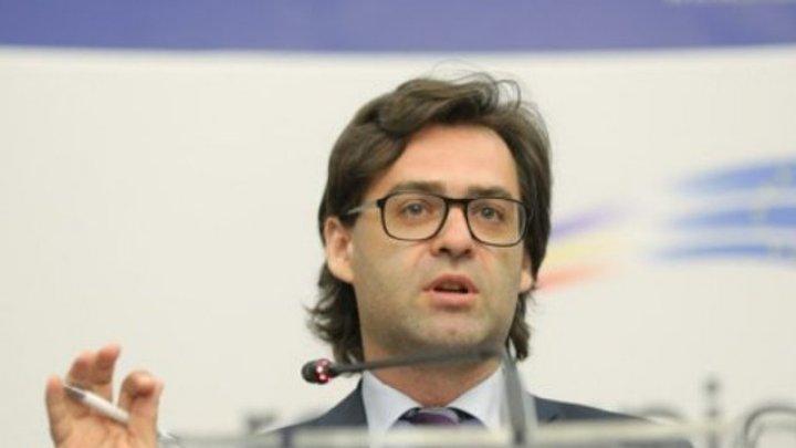 Nicu Popescu dă de înţeles la Moscova că existenţa regiunii transnistrene depinde de exporturile în UE