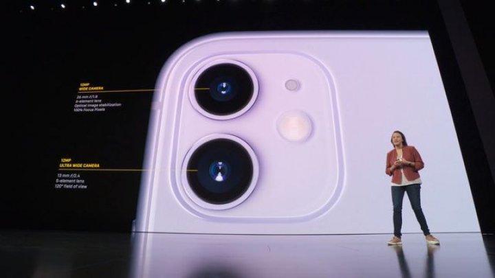 Apple a lansat noile modele iPhone 11, iPhone 11 Pro şi iPhone 11 Pro Max. Specificaţii şi cum arată acestea (FOTO)