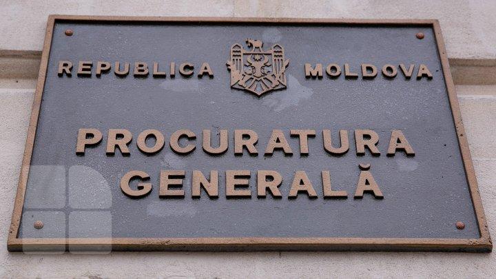 Procuratura Generală prezintă rezultatele verificarilor la PA si PCCOCS LIVE