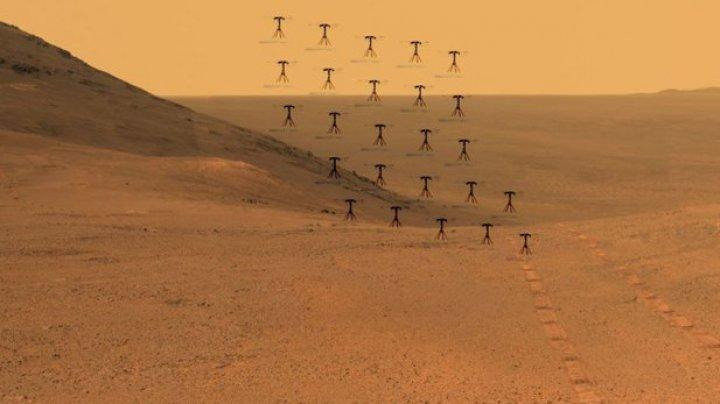 Viitorul explorării spaţiale ar putea fi reprezentat de către roboţi de mărimea unor insecte