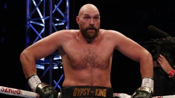 Tyson Fury l-a învins pe Otto Wallin. Pugilistul britanic a ajuns la spital după meciul de la Las Vegas