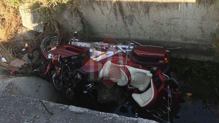 Moldoveanca, rănită în accidentul din România, refuzată la spitalul din Iași