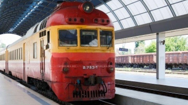 Descoperirea făcută în geanta unui moldovean, pasager în trenul Chișinău-Moscova