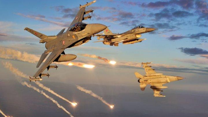 Mai mulţi militanţi Stat Islamic, ucişi într-un raid aerian efectuat de SUA în Libia