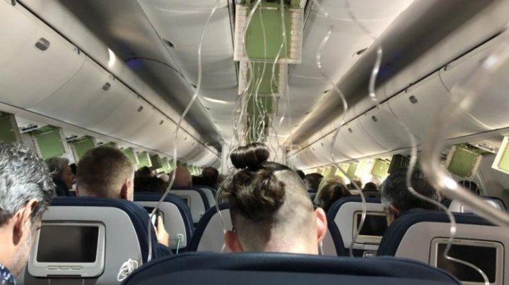 Momente groaznice: Un avion s-a prăbușit 9.000 de metri în câteva minute (VIDEO)