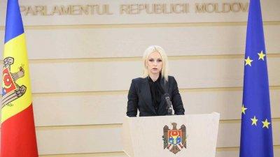 Marina Tauber: Procuratura Anticorupţie a confirmat că pe numele soţului lui Greceanîi a fost pornit dosar penal (DOC)