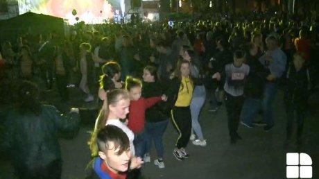 Concert de Hramul Chișinăului. Mai mulți artişti au încins atmosfera