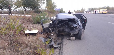 Accident grav în apropiere de Cojușna. O femeie de 59 de ani a murit pe loc (VIDEO)