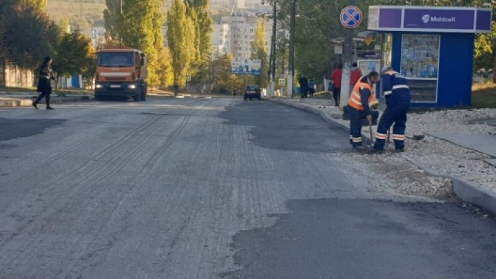 ATENŢIE! Va fi suspendat traficul rutier pe strada Socoleni din Chișinău