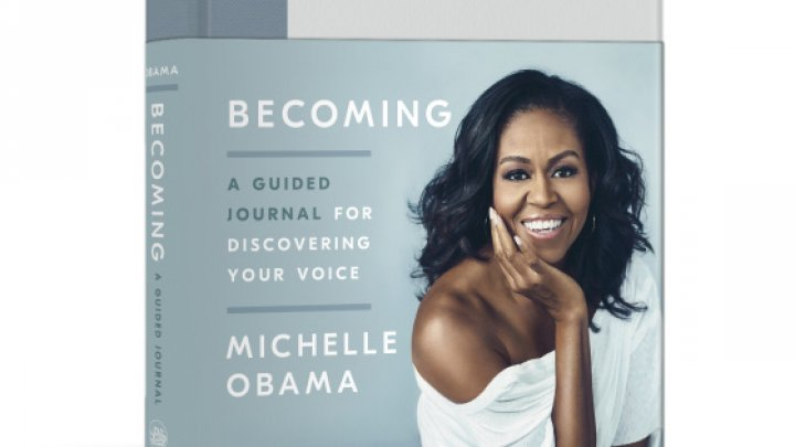Michelle Obama va lansa o a doua carte