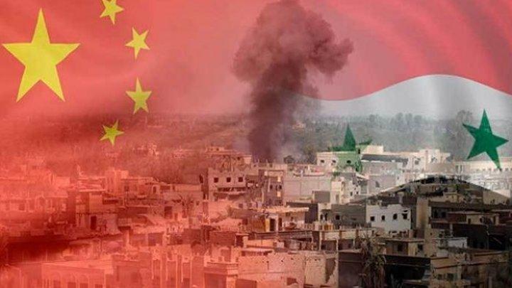 Motivul pentru care China a cerut respectarea suveranităţii Siriei