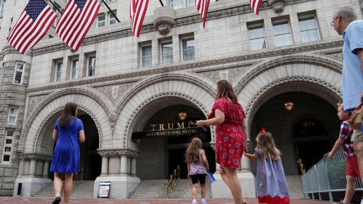 Hotelul Trump din Washington a primit o stea Michelin