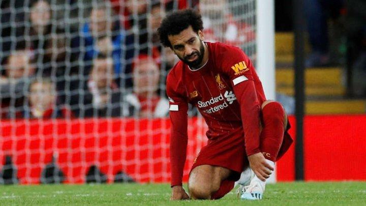 Mohamed Salah a suferit doar o entorsă uşoară în partida cu Leicester City