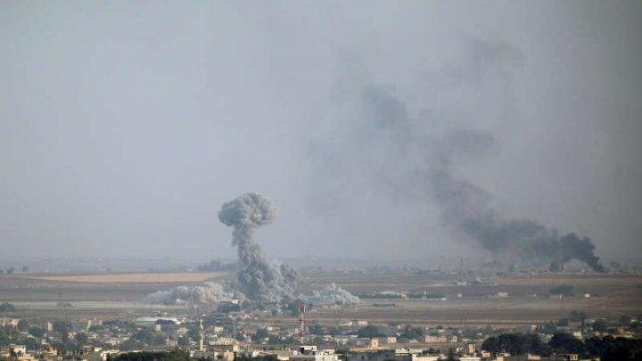 Siria: Kurzii susţin că cinci jihadişti au evadat dintr-o închisoare după tiruri ale armatei turce