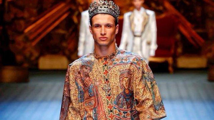 Moldoveanul Vadim Mamot a povestit cum e să fii model la 22 de ani pentru Dolce&Gabbana (VIDEO)