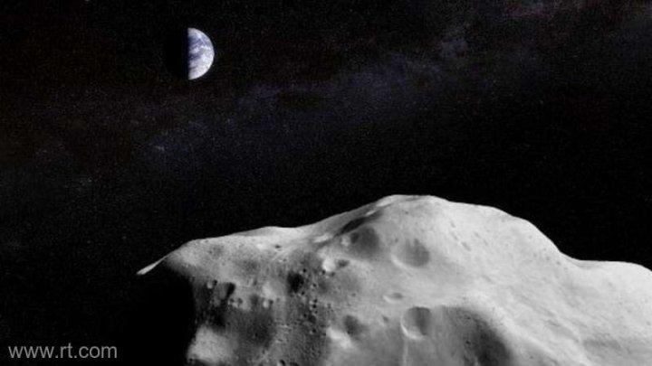 Un asteroid de mari dimensiuni a trecut, din nou, pe lângă Terra