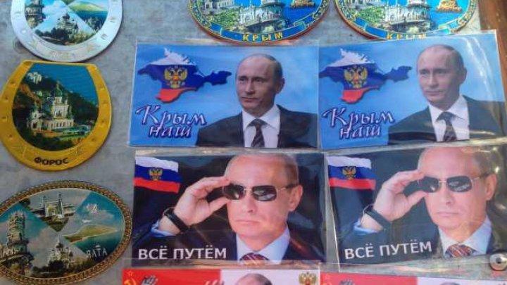Peste 140.000 de ruşi au fost strămutaţi de Moscova în Crimeea după anexarea din 2014
