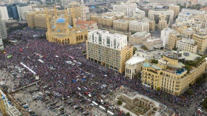 Protestele din Irak şi Liban, o provocare periculoasă pentru Iran