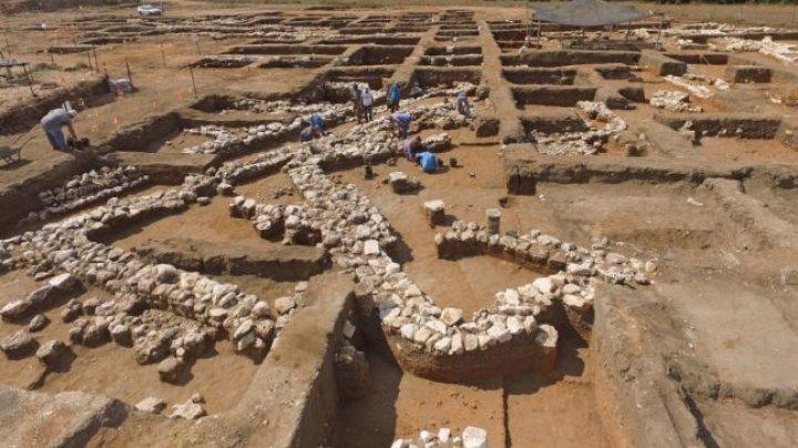 Vestigiile unui oraş construit în urmă cu 5.000 de ani, descoperite în Israel