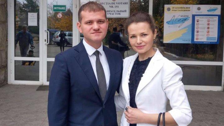 """Valeriu Munteanu a votat: """"Am votat pentru un Chişinău fără influență rusească și fără corupție"""""""