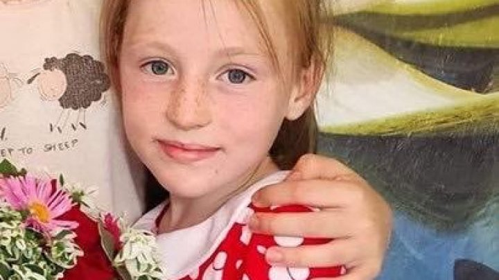 Atenție! O copilă a dispărut din orașul Strășeni (FOTO)