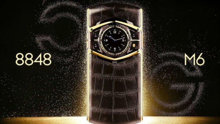 Un brand asiatic de lux anunţă primul telefon motorizat de Snadragon 865