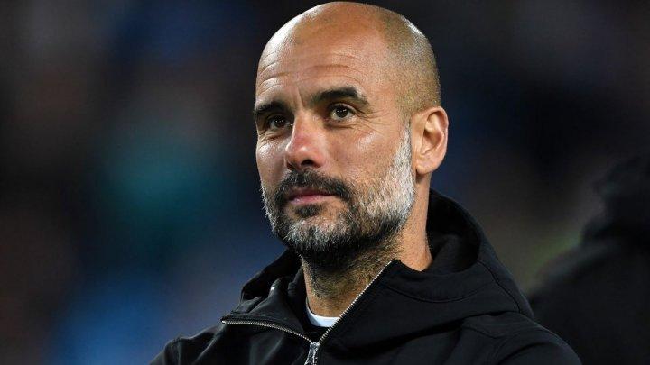 Pep Guardiola: Manchester City nu este încă pregătită să câştige Liga Campionilor