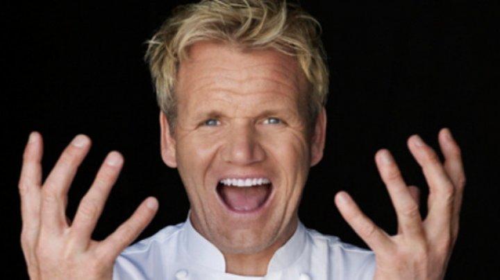 Celebrul specialist în gastronomie, Gordon Ramsay, a leșinat la nașterea celui de-al cincilea copil al său